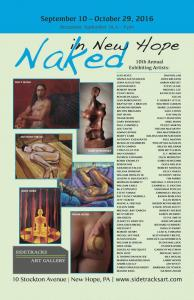 Naked in New Hope 2016